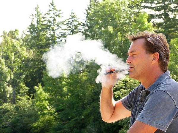 E-Zigaretten im Trend